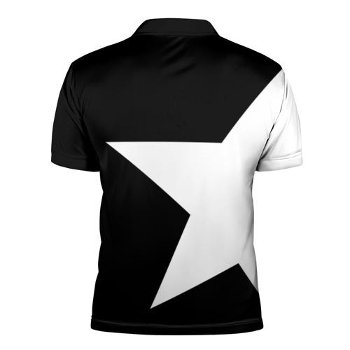 Мужская рубашка поло 3D  Фото 02, Juventus   Ювентус 2018