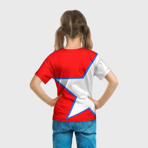 Детская футболка 3D  Фото 04, ФК Бавария 2018