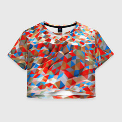 abstraction polygon