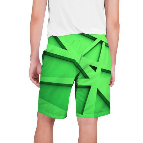 Мужские шорты 3D  Фото 02, Кислотная абстракция