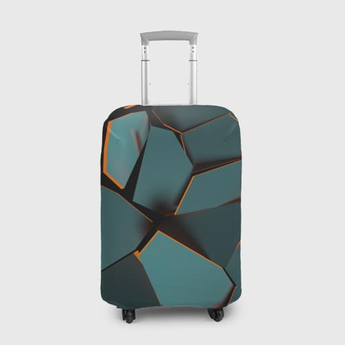 Чехол для чемодана 3D Нано Фото 01