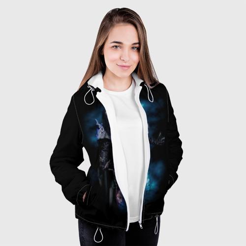 Женская куртка 3D  Фото 04, LORDI