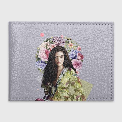 Обложка для студенческого билета  Фото 01, Lorde