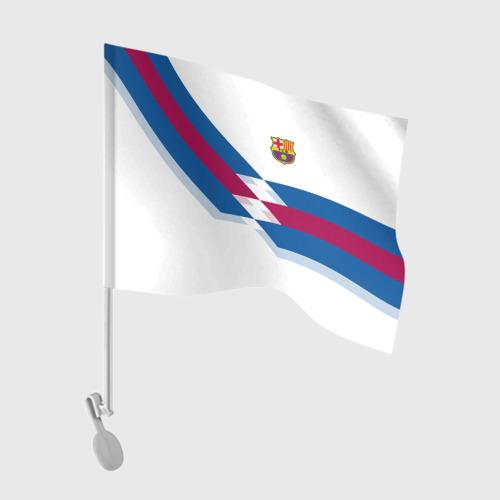 Флаг для автомобиля FC Barcelona 8