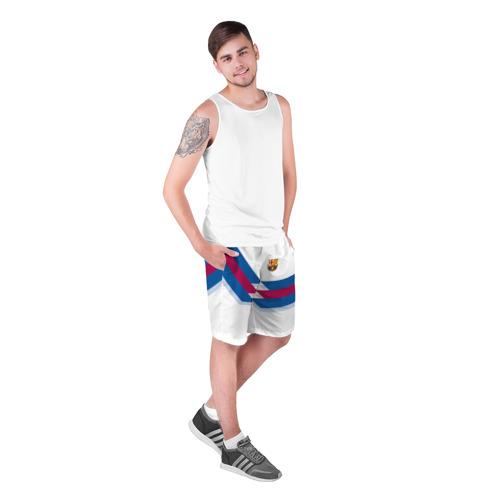 Мужские шорты 3D  Фото 03, FC Barcelona #8