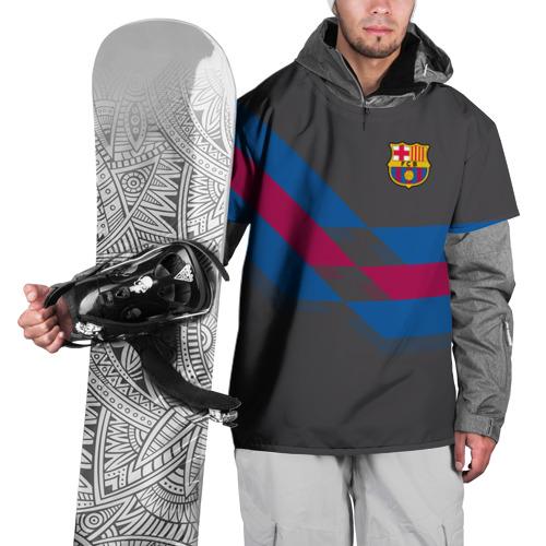 Накидка на куртку 3D  Фото 01, FC Barcelona #7