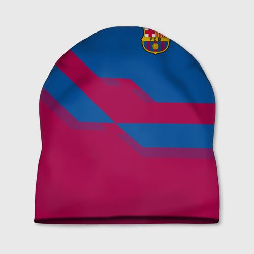 Шапка 3D  Фото 01, FC Barcelona #6