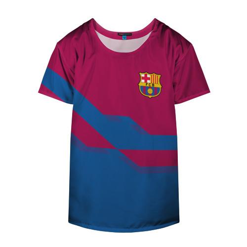 Накидка на куртку 3D  Фото 04, FC Barcelona #5