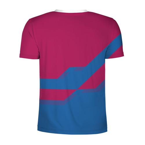 Мужская футболка 3D спортивная  Фото 02, FC Barcelona #5