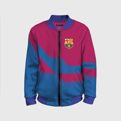 Детский бомбер 3D FC Barcelona #5