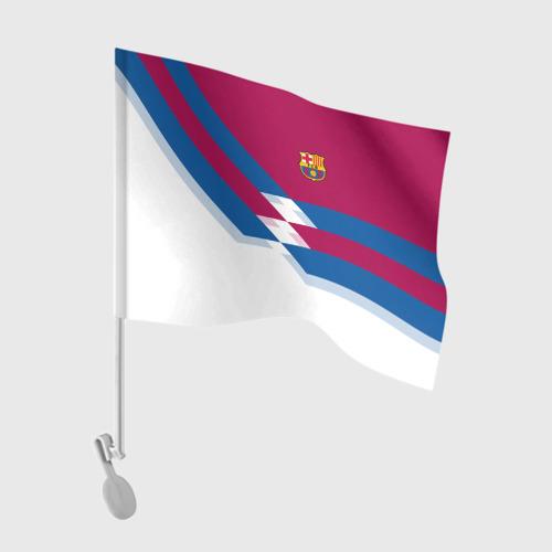 Флаг для автомобиля FC Barcelona 4