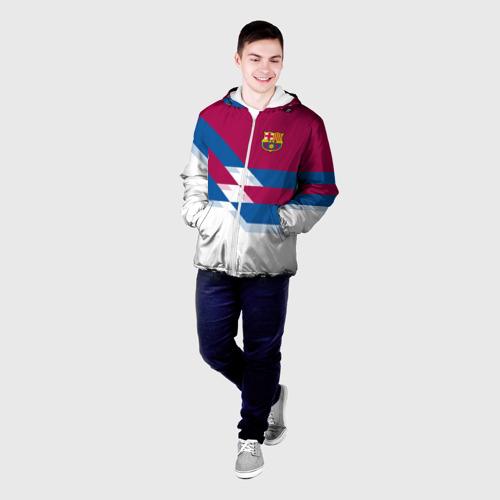 Мужская куртка 3D  Фото 03, FC Barcelona #4