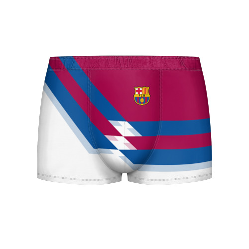 Мужские трусы 3D  Фото 01, FC Barcelona #4