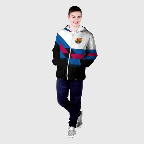 Мужская куртка 3D FC Barcelona #3