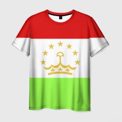 Флаг Таджикистана