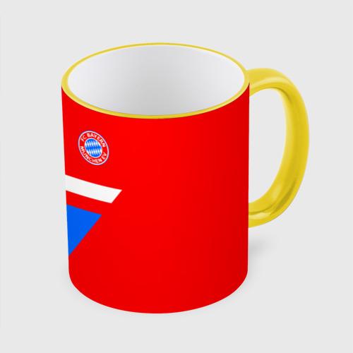 Кружка с полной запечаткой ФК Бавария 2018 Звезда