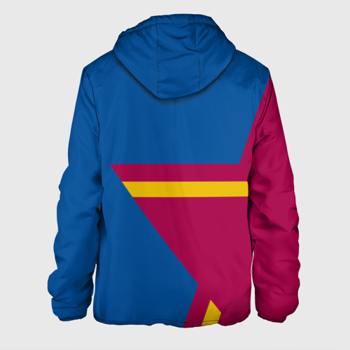 Мужская куртка 3D  Фото 02, FC Barcelona 2018 Star
