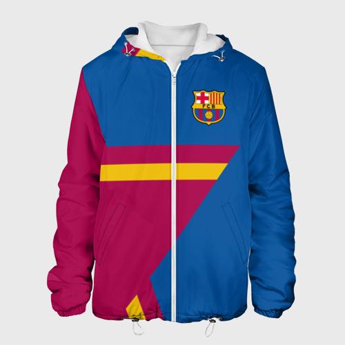 Мужская куртка 3D  Фото 01, FC Barcelona 2018 Star
