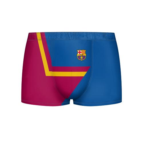 Мужские трусы 3D FC Barcelona 2018 Star Фото 01