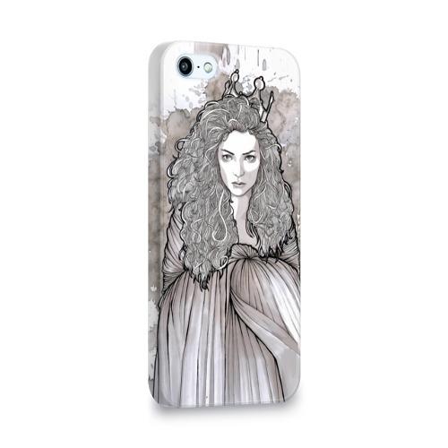 Чехол для Apple iPhone 5/5S 3D  Фото 02, Lorde