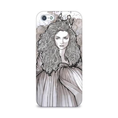 Чехол для Apple iPhone 5/5S 3D  Фото 01, Lorde