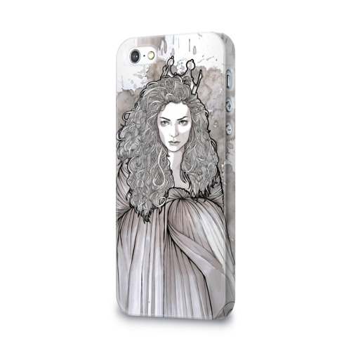 Чехол для Apple iPhone 5/5S 3D  Фото 03, Lorde