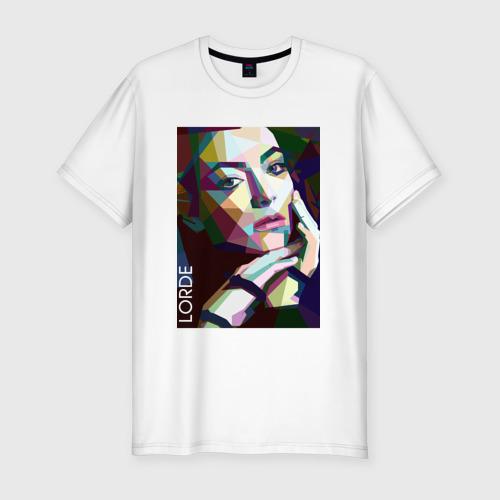 Мужская футболка премиум Lorde