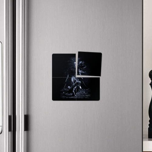 Магнитный плакат 2Х2  Фото 04, HellBlade