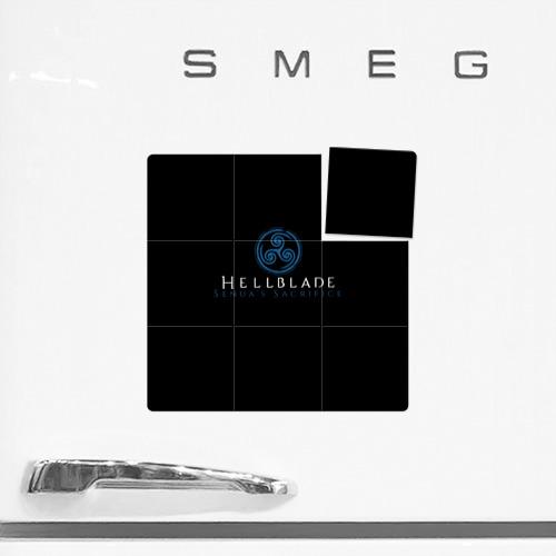 Магнитный плакат 3Х3  Фото 02, HellBlade