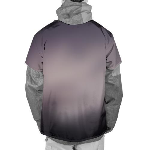 Накидка на куртку 3D  Фото 02, HellBlade