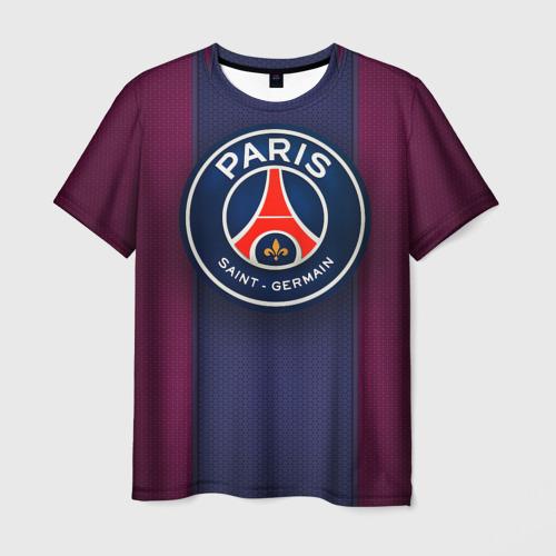 Мужская футболка 3D  Фото 03, Paris Saint-Germain