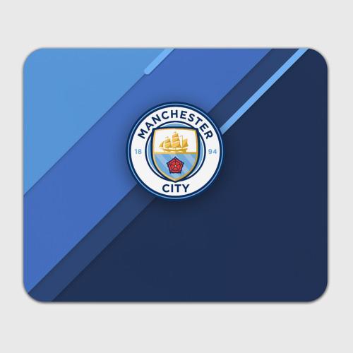 Коврик для мышки прямоугольный Манчестер Сити