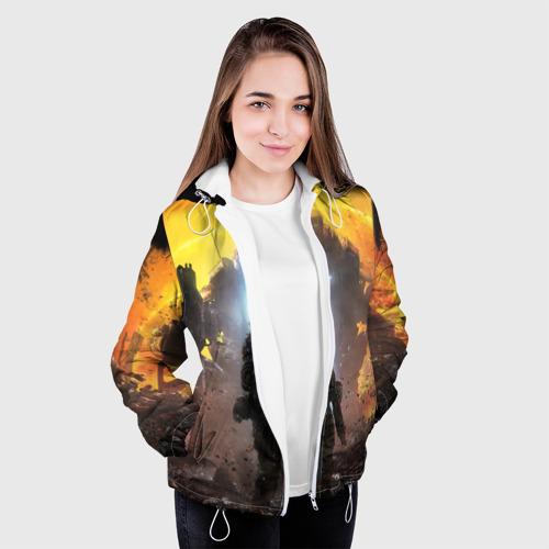 Женская куртка 3D  Фото 04, Titanfall