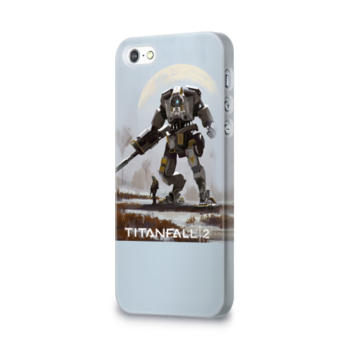 Чехол для Apple iPhone 5/5S 3D  Фото 03, Titanfall