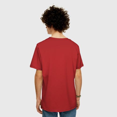 Мужская футболка хлопок Oversize Bayern Munchen - Mia San Mia Фото 01