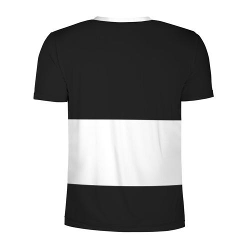 Мужская футболка 3D спортивная  Фото 02, FC Barcelona Black Collection
