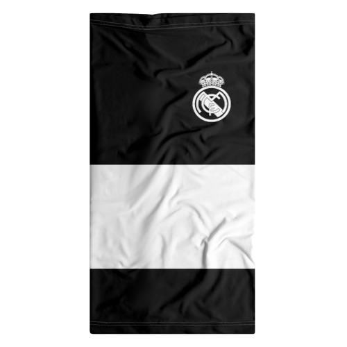 Бандана-труба 3D  Фото 07, Real Madrid Black Collection