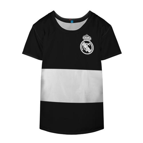 Накидка на куртку 3D  Фото 04, Real Madrid Black Collection