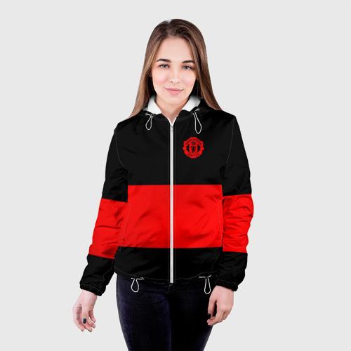 Женская куртка 3D  Фото 03, Manchester Black Collection