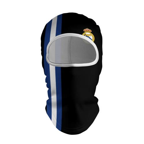 Балаклава 3D  Фото 01, Real Madrid Line Collection