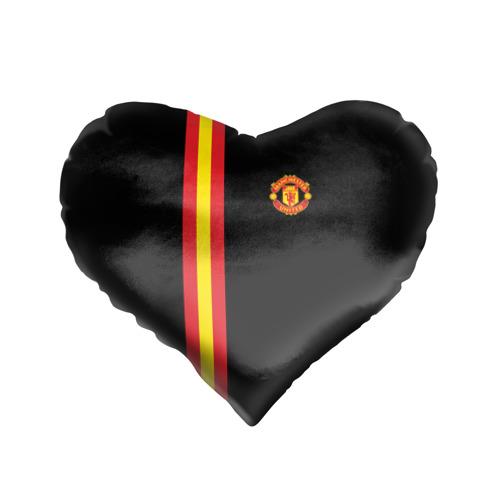 Подушка 3D сердце  Фото 01, Manchester Line Collection