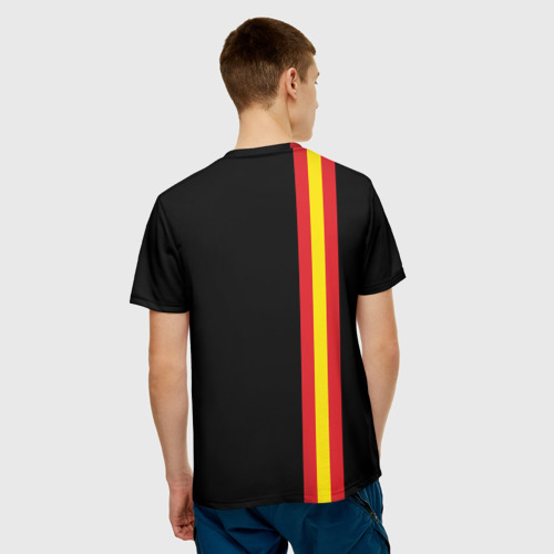 Мужская футболка 3D  Фото 02, Manchester Line Collection