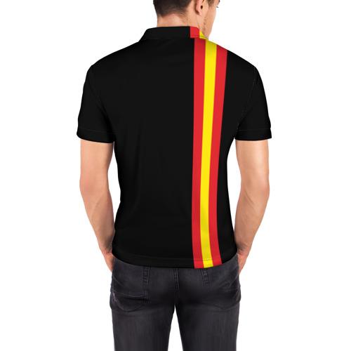 Мужская рубашка поло 3D  Фото 04, Manchester Line Collection