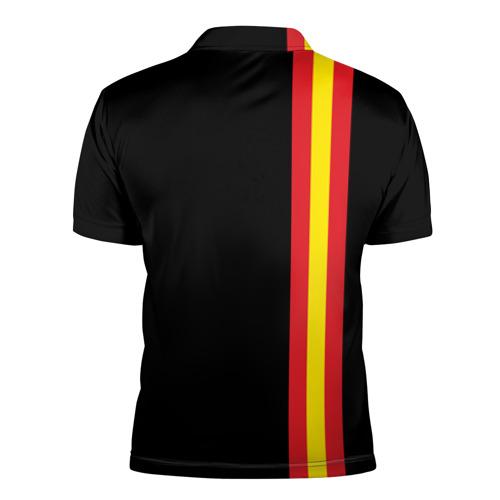 Мужская рубашка поло 3D  Фото 02, Manchester Line Collection