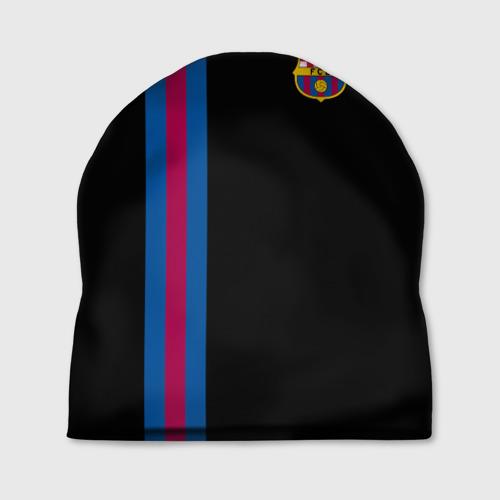 Шапка 3D  Фото 01, FC Barcelona Line Collection