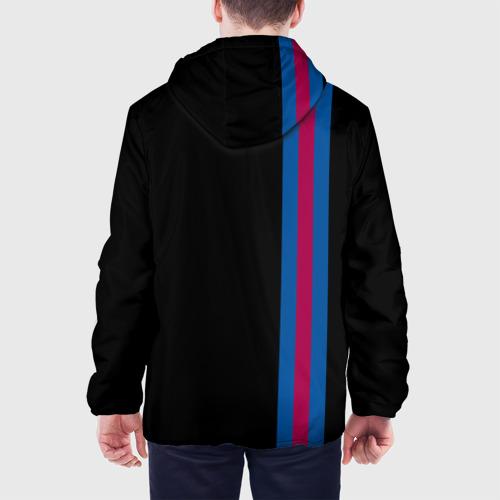 Мужская куртка 3D  Фото 05, FC Barcelona Line Collection