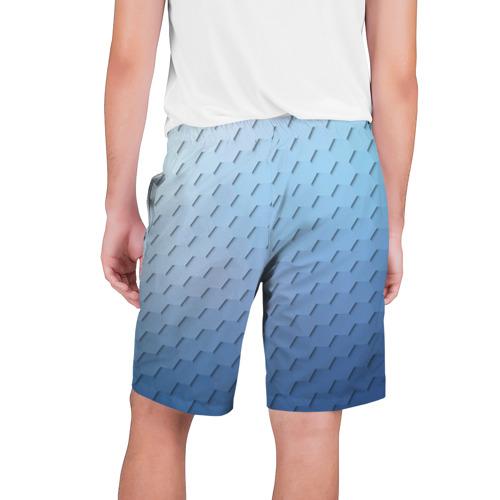 Мужские шорты 3D  Фото 02, Honeycombs
