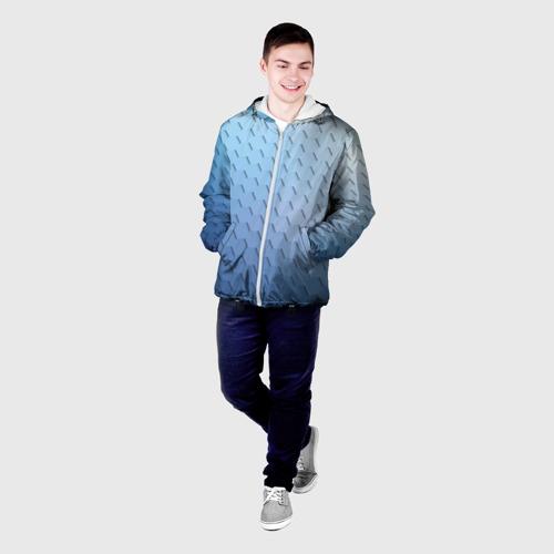 Мужская куртка 3D  Фото 03, Honeycombs