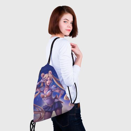 Рюкзак-мешок 3D  Фото 02, Аниме