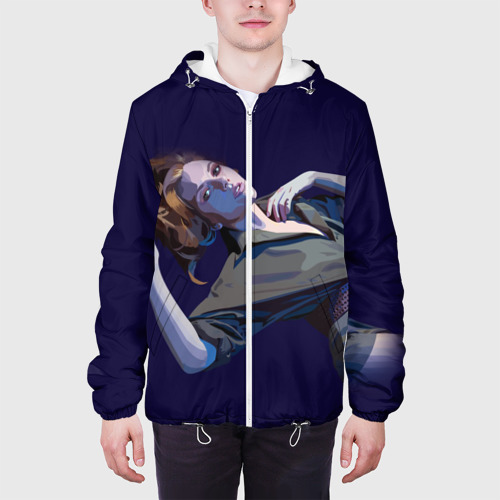 Мужская куртка 3D  Фото 04, Scarlett Johansson